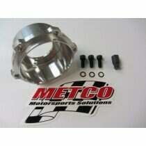 Metco MCH3000 Crank Pulley Hub with Bolts  (2003-4 Mustang Cobra, 1999-2004 Lightning & 2003-4 Harley Truck)