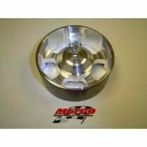 Metco MIP-100 100mm Idler Pulley with Bearing Cover for 8-Rib Drives (2003-4 Mustang Cobra, 1999-2004 Lightning & 2003-4 Harley Truck)