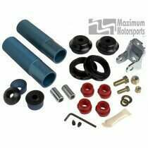 Maximum Motorsports 79-04 Mustang Non IRS Rear Coil Over Kit for Koni shocks - MMCO-5