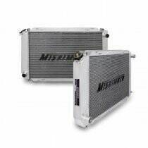 Mishimoto 79-93 5.0L Aluminum Performance Radiator - Manual Transmission