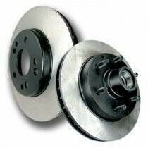 Stop Tech 120.61087 05-2014 Mustang Centric Performance Rear Rotor (1 Rotor)