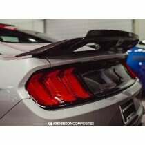 Anderson Composites AC-RS20FDMU500 2020 Mustang Shelby GT500 Carbon Fiber Rear Spolier