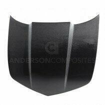 Anderson Composites Type-OE Carbon Fiber Hood (2010-2015 Camaro) - AC-HD1011CHCAM-OE