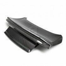 Anderson Composites  2015-2020 Mustang Double Sided Carbon Fiber Type-ST Decklid with Intergrated Spoiler - TL15FDMU-SA-DS