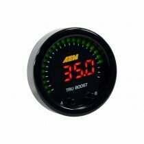 AEM 30-0352 Boost Controller and Display – 80 PSI Internal MAP Sensor