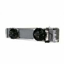AFCO 03-04 Cobra PRO SERIES Heat Exchanger w/Dual Fans