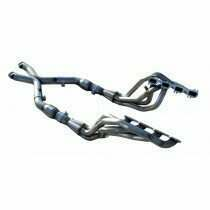 "ARH MT4-99134300LSNC 99-04 Mustang 4V Longtubes with 1-3/4"" Primaries, 3"" Merge Collectors, 3"" X-Pipe (Off-Road Race Only)"