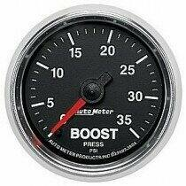 "Auto Meter GS Series 2 1/16"" 0-35 psi Boost Gauge"