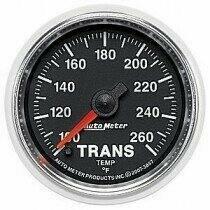 "Auto Meter GS Series 2 1/16"" 100-260 deg  Trans. Temp. Gauge"