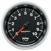 Auto Meter GS Series In-Dash Tachometer