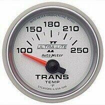"Autometer Ultra-Lite II Series 2 1/16"" 100-250 deg. Trans Temp"
