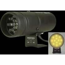Autometer 12 LED Super-Lite Shift Lite (Black)