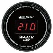 Autometer Sport Comp Digital 0-300deg Water Temperature Gauge
