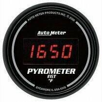 Autometer Sport Comp Digital Series 0-2000deg Pyrometer Gauge
