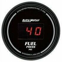 Autometer Sport Comp Digital Series 0-100psi Fuel Pressure Gauge