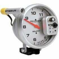 Autometer Ultra-Lite Series 11000 RPM Tachometer Dual Range