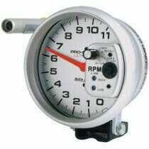 Autometer Ultra-Lite Series 11000 RPM Tachometer Single Range