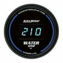 Autometer Cobalt Digital Series 0-300deg Water Temperature Gauge