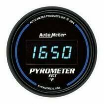 Autometer Cobalt Digital Series 0-2000deg Pyrometer Gauge