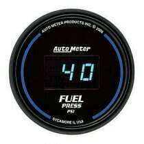 Autometer Cobalt Digital Series 0-100psi Fuel Pressure Gauge