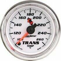 "Autometer C2 Series 2 1/16"" Electric Transmission Temp Gauge"