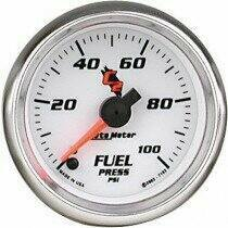 "Autometer C2 Series 2-1/16"" Electric Fuel Pressure Gauge"