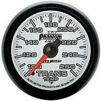Autometer Phantom II Series 100-260 deg. Trans Temp Gauge