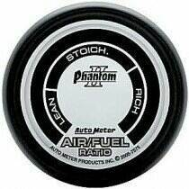 "Autometer Phantom II Series 2-1/16"" Air Fuel Ratio Gauge"