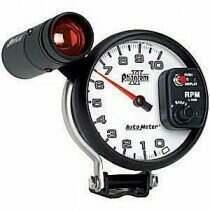 "Autometer Phantom II Series 5"" 10,000 RPM Tachometer Shift-Lite"