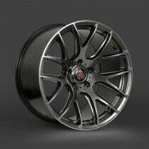 Lenso 05-2014 Mustang 22x9.5 Axe CS Lite Wheel (Hyper Black)