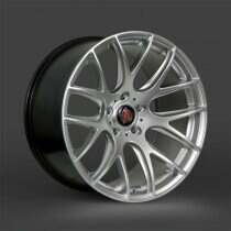 Lenso 05-2014 Mustang 19x9.5 Axe CS Lite Wheel (Hyper Silver)
