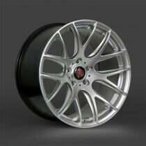 Lenso 05-2014 Mustang 20x10 Axe CS Lite Wheel (Hyper Silver)