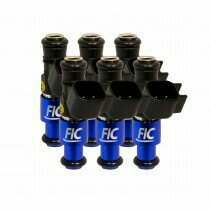 Fuel Injector Clinic 1440cc Injectors for Ford Vehicles (2005-2020 Mustang GT, 2015-2020 GT350, 2012-2013 Boss 302, 1999-2004 Cobra) - IS403-1440