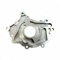 Boundary Engineering Ford Coyote High-Flow Anti-Cavitation Backing Plate (2011+ 5.0L F150 / Mustang GT / Boss 302 / 5.2L GT350)