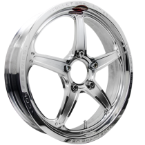 Billet Specialties Comp 5 - Bolt-On 17x4.5""