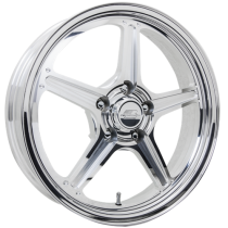 "Billet Specialties Street Lite - 17x4.5"" One Piece Front Wheel"
