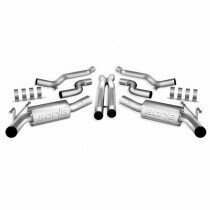 "Borla ""ATAK"" Cat Back Exhaust System (Aggressive) (Camaro SS) - 140378"