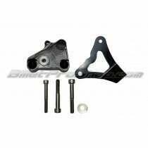 Billet Pro Shop GT500 Alternator Bracket For Oil Cooler Delete / Relocation