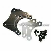 Billet Pro Shop 05-2014 Mustang Light Weight Rear Brake Relocation Kit