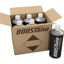 Boostane BST-OCT32PROCS Professional Octane Booster (Case of 6 Quart Bottles)