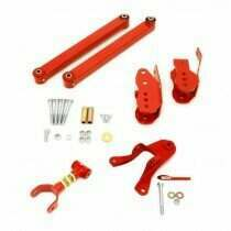 BMR 05-2010 Level 3 Rear Control Arm Package (Red)