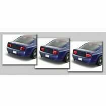 CDC 110631 Plug and Play Taillight Kit Sequential (2005-2009 Mustang)