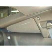 CDC Mustang Quarter Window Blackouts