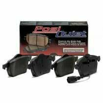 StopTech 05-2014 Mustang Posi-Quiet Semi Metallic Brake Pads (Rear)