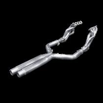 "American Racing Headers CHRHCR-15200312LSXNC 2"" x 3-1/2"" Headers SRT Race Long System - Aftermarket Catback (2015-2019 Dodge Hellcat Charger)"