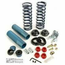 Maximum Motorsports 79-04 Mustang Non IRS Rear Coil Over Kit with Springs for Koni shocks - COP-5