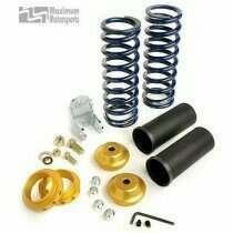 Maximum Motorsports 79-04 Mustang Non IRS Rear Coil Over Kit w/Springs for Koni 30 Series Shocks - COP-6