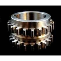 Boundary Engineering 2007-2014 Shelby GT500 Billet Crankshaft Sprocket