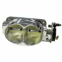 Accufab Dual Blade Throttle Body (For 99-01 Cobra / 03-04 Mach1 Intake Only)