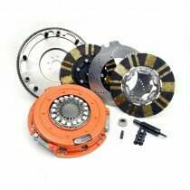 Centerforce 413114805 Mustang Twin Disc DYAD Clutch Kit - 26 Spline (1996-2010 Mustang GT / Cobra / Mach-1 / 2007-2009 Shelby GT500)
